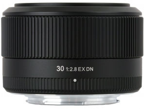 30mm F2.8 EX DN Sigma