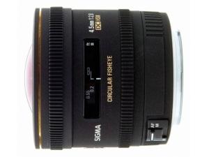 4.5mm f/2.8 EX DC HSM Circular Fisheye Sigma