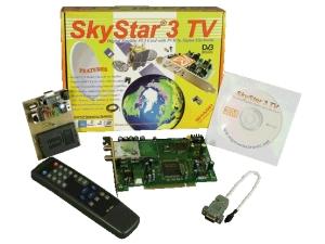SKYSTAR-3 PCI Skystar