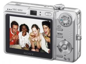 Cybershot DSC-W50 Sony