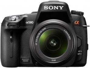 Alpha-A580 Sony