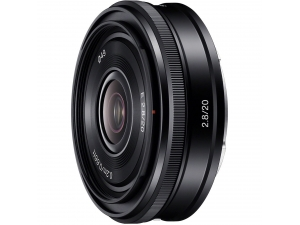 NEX E 20mm f/2.8 Sony