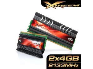 Team 8GB 2x4GB DDR3 2133Mhz TM3X2133LV8GK
