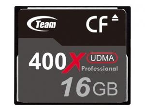 Compact Flash 16GB 400X (CF) Team
