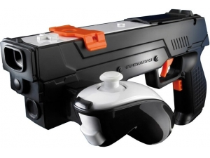 DUAL TRIGGER GUN+NW Thrustmaster