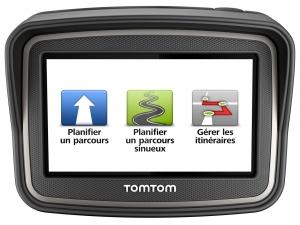 Rider TomTom