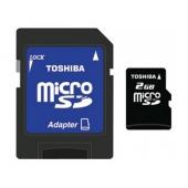 Toshiba 2Gb Micro Sd Class4