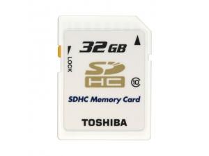 32 GB SDHC Kart Class 10 RAMSEC032GTOS100 Toshiba