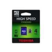 Toshiba 4 Gb Micro Sdhc Class-4