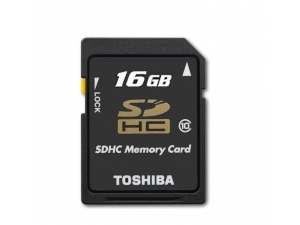 SD-K16CL10-BL5 16GB Toshiba