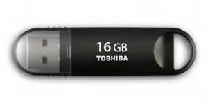 Suzaku 16GB SİYAH Toshiba