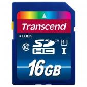 Transcend Premium 16GB TS16GSDU1