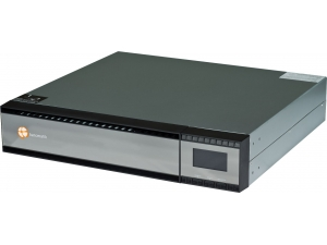3KVA, Online, 1-1, 6 Adet 12V 9Ah Akü, Rack-Mount LCD UPS Tuncmatik