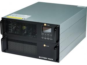 Tuncmatik NEWTECH-PRO-R10KVA 10KVA, Online, 1/1, 20 Adet 12V 9Ah Akü, Rack-Mount LCD UPS