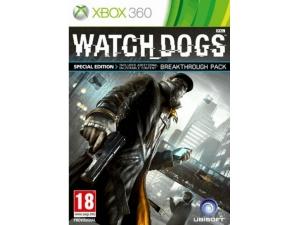 Watch Dogs Special Ed (XBox 360) Ubisoft