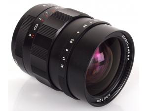 25mm f/0.95 Nokton Voigtlander