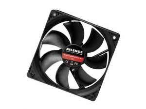 Coo-xpf80 8 Cm 1500 Rpm Siyah Sessiz Kasa Fanı 6010 Xilence