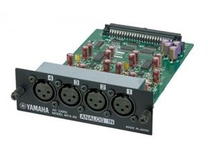 MY4 AD 4-CH AD Converter Card Yamaha