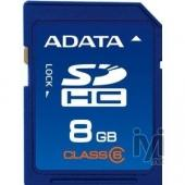 A-Data SDHC 8GB Class 6