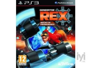 Generator Rex Agent of Providence PS3 Activision