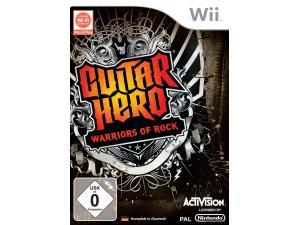 Guitar Hero: Warriors of Rock (Nintendo Wii) Activision