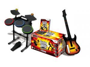 Guitar Hero: World Tour Guitar Bundle (Nintendo Wii) Activision