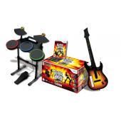 Activision Guitar Hero: World Tour Guitar Bundle (Nintendo Wii)
