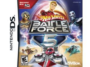 Hot Wheels: Battle Force 5 (Nintendo DS) Activision