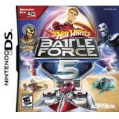 Activision Hot Wheels: Battle Force 5 (Nintendo DS)