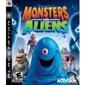 Activision Monsters vs. Aliens