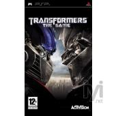 Activision Transformers: The Game (PSP)