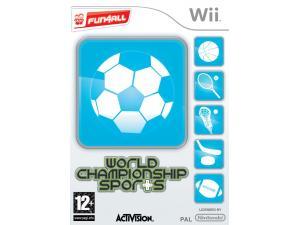 World Championship: Sports (Nintendo Wii) Activision