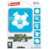 Activision World Championship: Sports (Nintendo Wii)