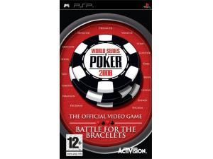 World Series of Poker 2008: Battle for the Bracelets (PSP) Activision