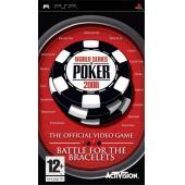 Activision World Series of Poker 2008: Battle for the Bracelets (PSP)