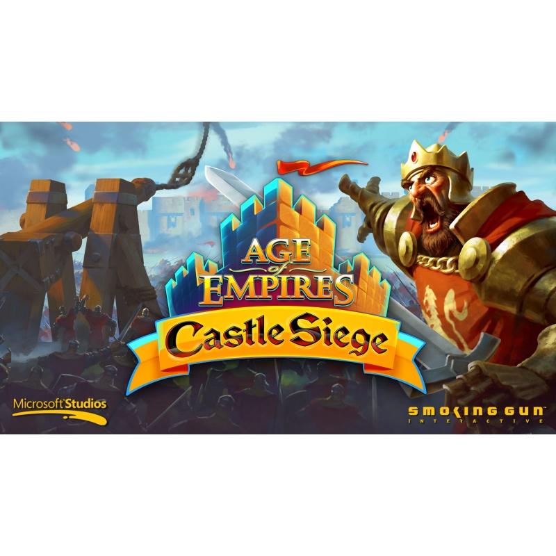 Age of Empires: Castle Siege, Sonunda Android'de!