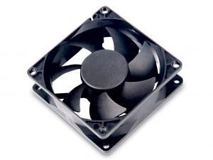 ATX Kasa Fanı 12cm Klasik Siyah Akasa Akasa