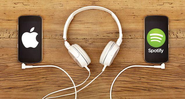 Apple Music ve Spotify Arasında Farklar Ne?