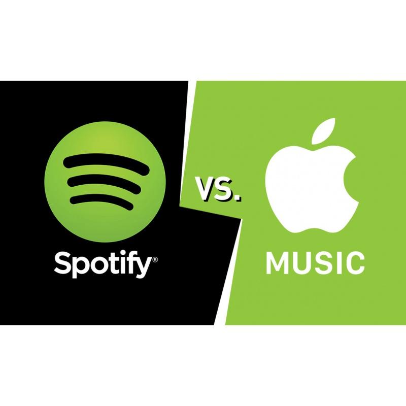 Apple ve Spotify Arasındaki Büyük Kavga