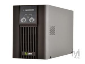 1 KVA, On-Line, 3 Adet 12V 7AH Akü, LCD Ekran, UPS (ARN_ART-1K-ON) Artes