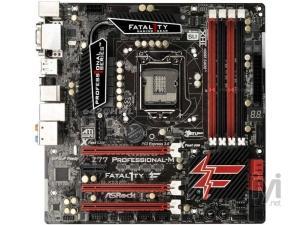 Fatal1ty Z77 Professional ASRock