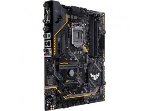 Asus TUF Z370-PRO Gaming Intel Z370 4000MHz DDR4 LGA 1151 USB 3.1 ATX