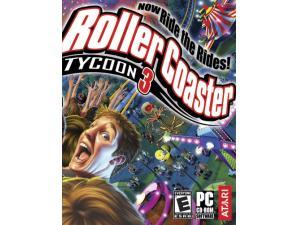 RollerCoaster Tycoon 3 (PC) Atari