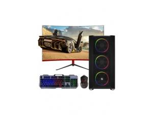 Turbox ATM00000179 I5 4440 16GB 256GB M.2 Nvme 4gb GTX1050TI Freedos 23.8