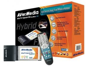 Dvb-t Hybrid Pcmcia Dijital Tv Radyolu 7379 AverMedia