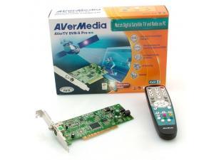 PCI DVB-S PRO II AverMedia