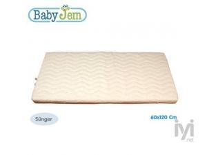 Sünger Oyun Parkı Yatağı 60x120 JEM-024B Baby Jem