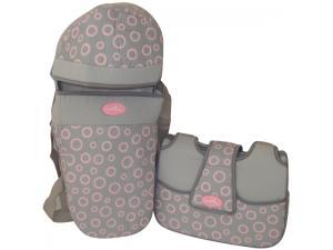 Bebek Taşıma 2li Baby Mol