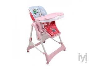 Mama Sandalyesi Pembe BYP-HC212-11 Baby Plus