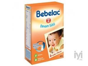 Bebelac 2 Devam Sütü (Biberon Maması) 250 Gr